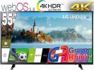 """lg smart tv 4k 55"""" ultra hd 55uj6200 - grupo rhinn"""